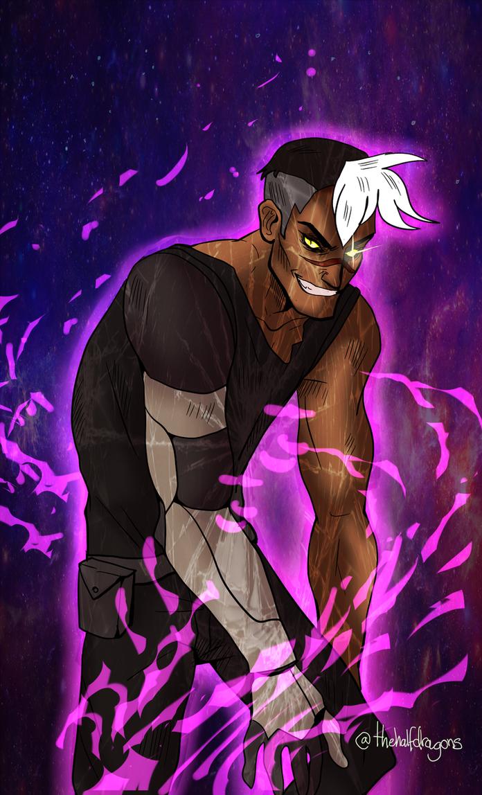 Evil Shiro by dragonjos
