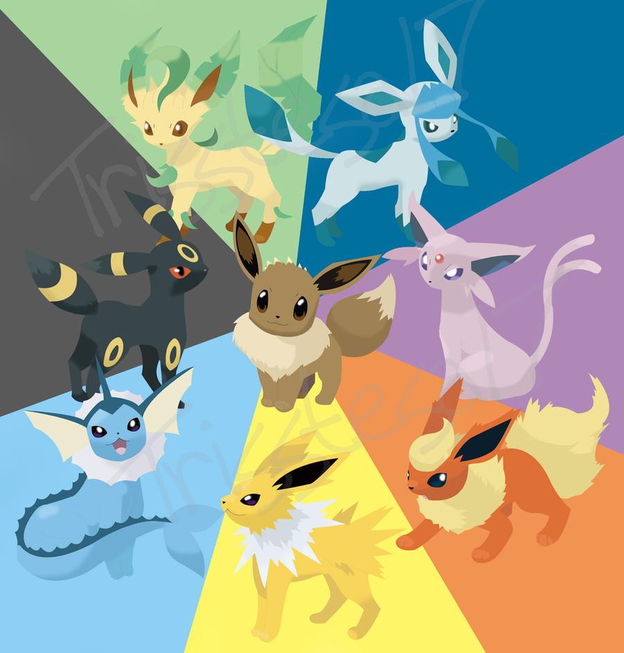 Eevee Pokemon Wallpaper