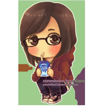 Com: Kiara by pandaBee21