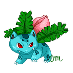 #002 Ivysaur by ItsMeKurisu
