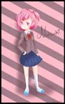 Natsuki (Doki Doki Literature Club)
