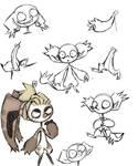 Bagbean Doodles