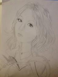 Kana Nishino Sketch