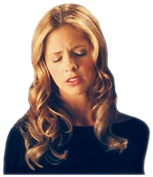 Buffy Summers PNG