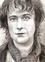 Billy Boyd by crayon2papier