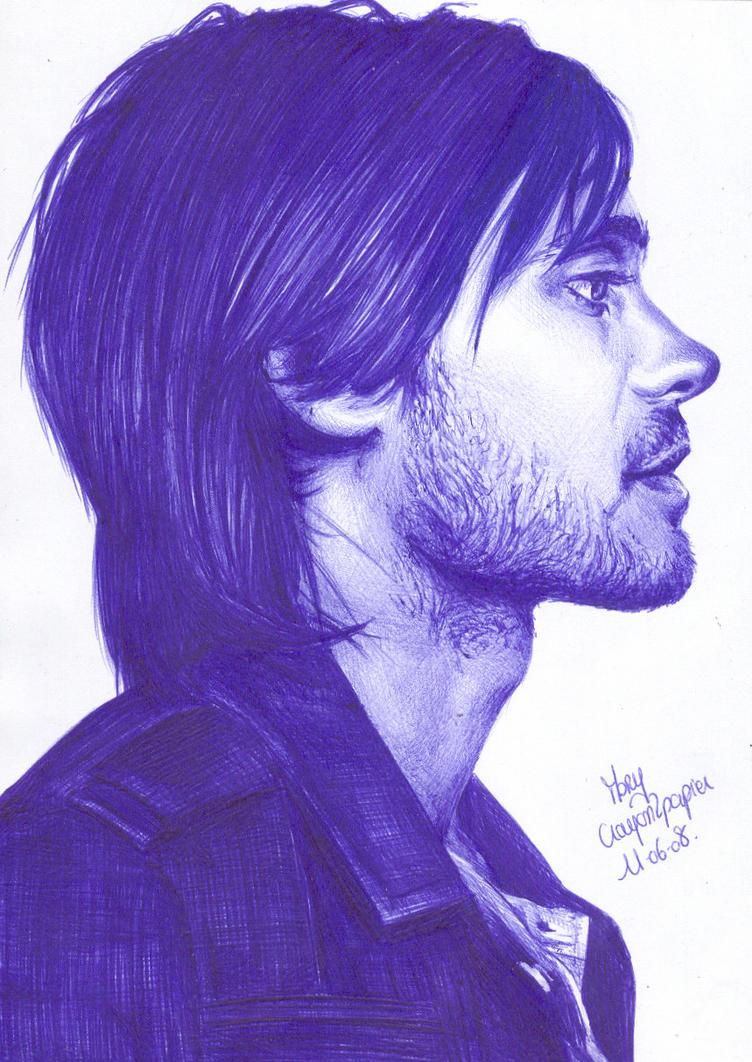 Jared Leto 6 by crayon2papier