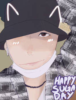 Happy Suga Day!