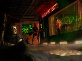 System Shock: Hiding in the Shadows