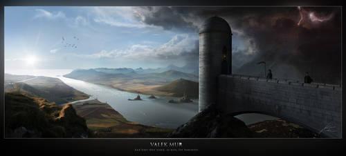 Valek Mur by Akajork