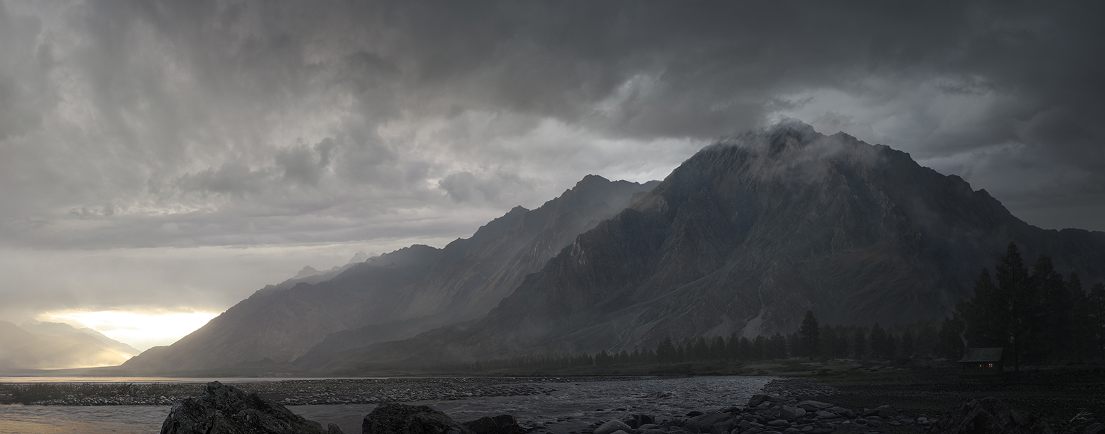 Forlorn by Akajork