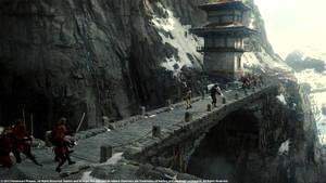 G.I. JOE - Retaliation, Mountain Sequence II
