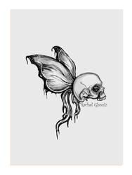 Happy Skull by Neglectedmemories