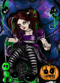 Dolly halloween