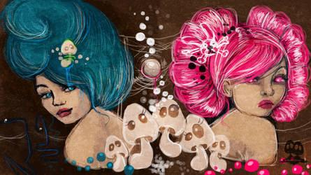 Dolls by Neglectedmemories