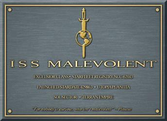 Malevolent Plaque