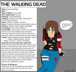In The Walking Dead...