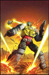 Transformers ReGeneration One #82 cover