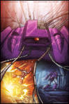 Transformers ReGeneration One #89 cover