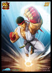 UFS SF 'Ryu's Shoryuken'