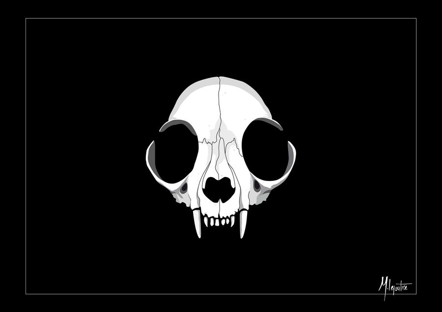 Skull Deviant by Hoegstern