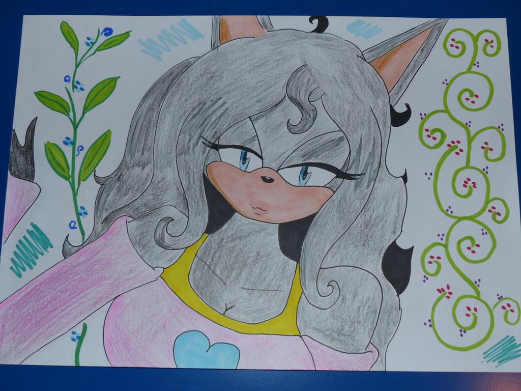 C: Gene the jackal by sira-the-hedgehog