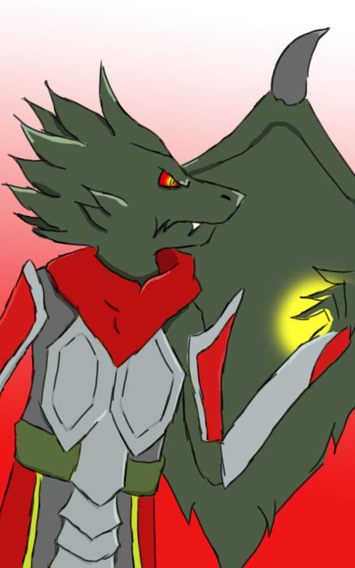 Dragonkin by sira-the-hedgehog