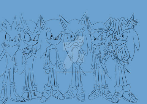 The Hedgehogs sketch