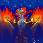 He Shal Rise by sira-the-hedgehog