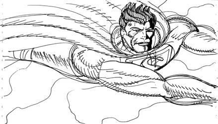 Superman (work In Progress) 001