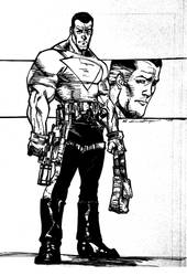 Tom Strong Kevin ,pencils Inks Crespo 10-20-20