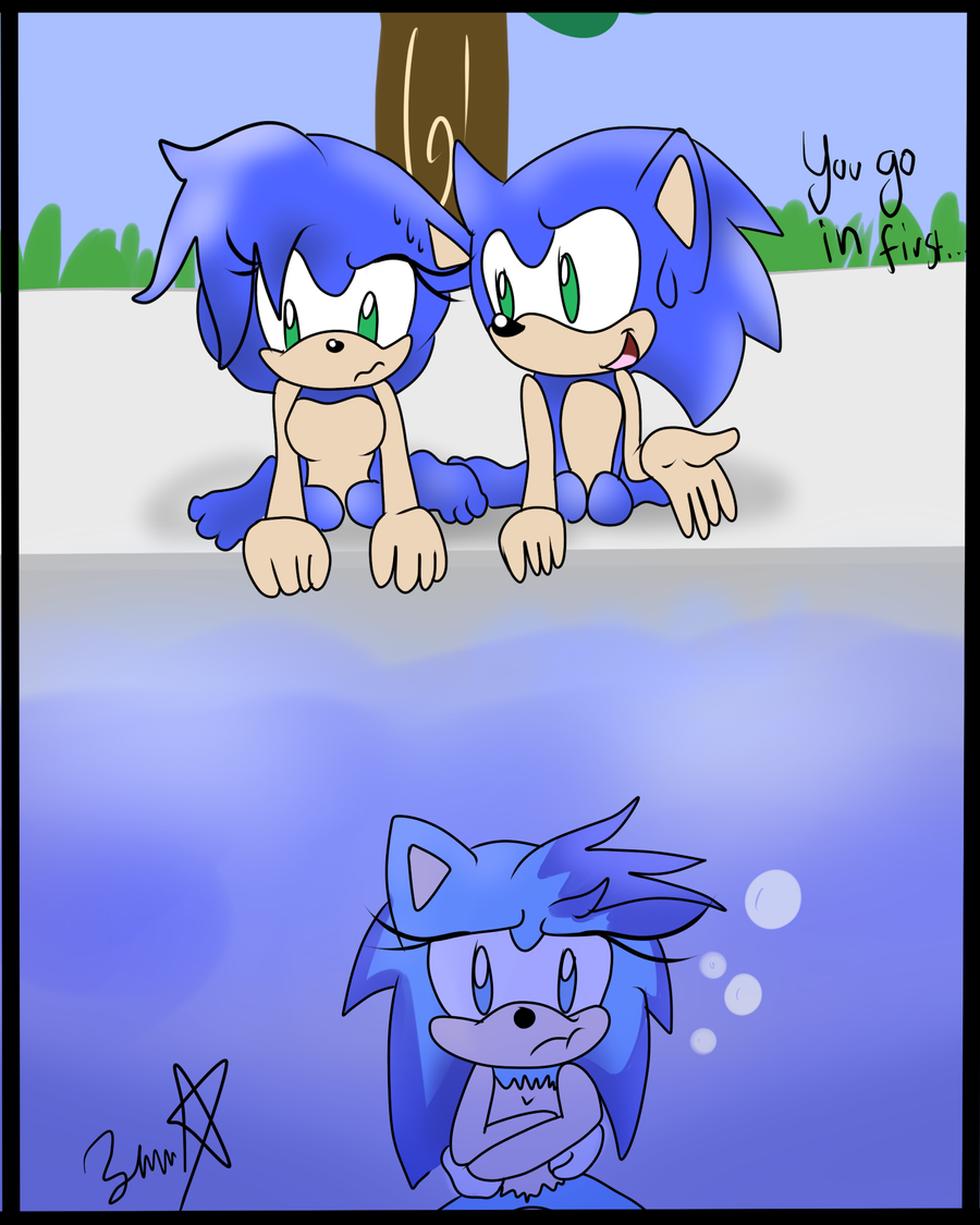 AT: Scaredy Cat by SonicStaryFan