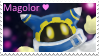 Magolor Stamp by Elidyss