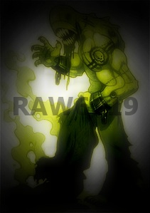 My Current Avi for UR 2 by RAW6319