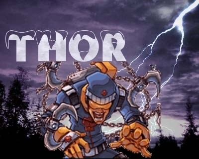 Urban Rivals Avi-Thor 2 by RAW6319