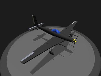Folke-Wulf Ta-152 - SimplePlanes by XxDannehxX