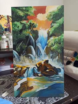 Landscape practice inspired by Wenxu Xu