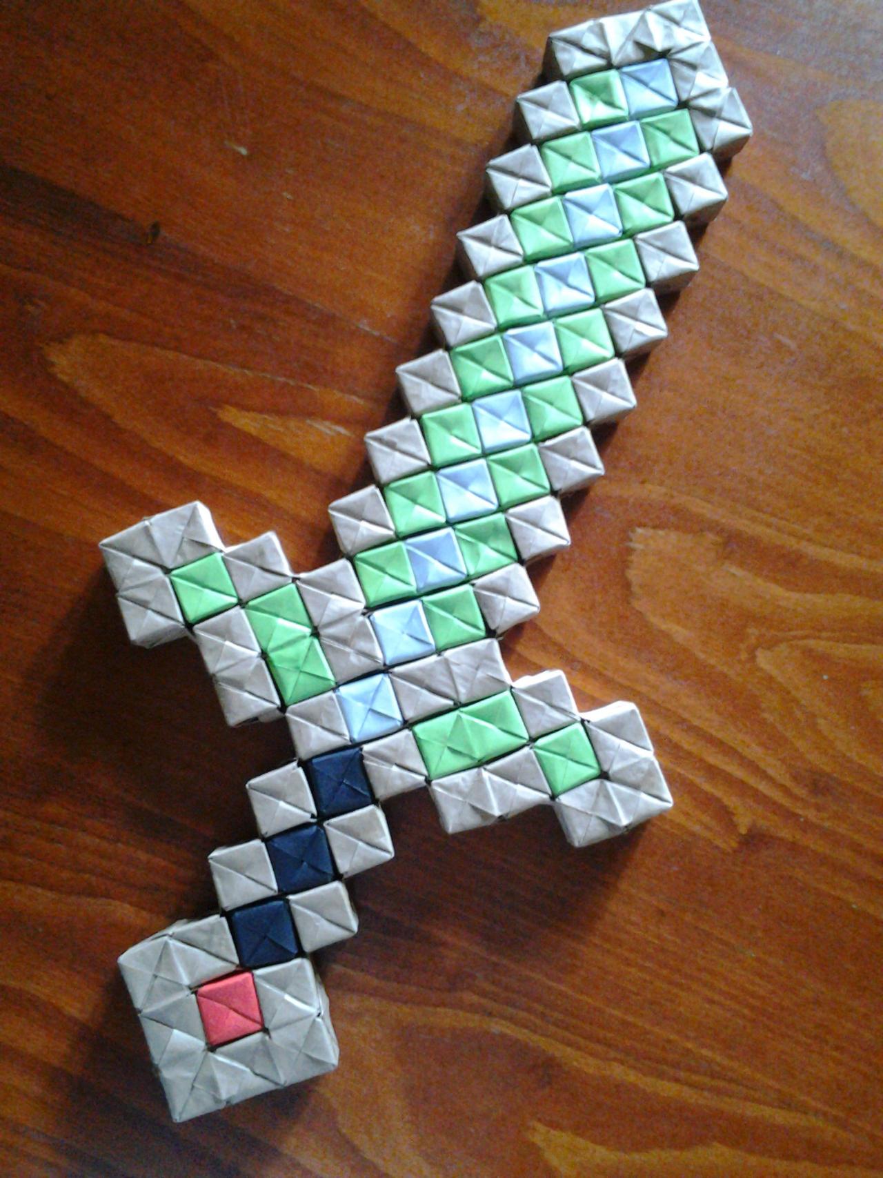 Cool Origami Ninja Weapons