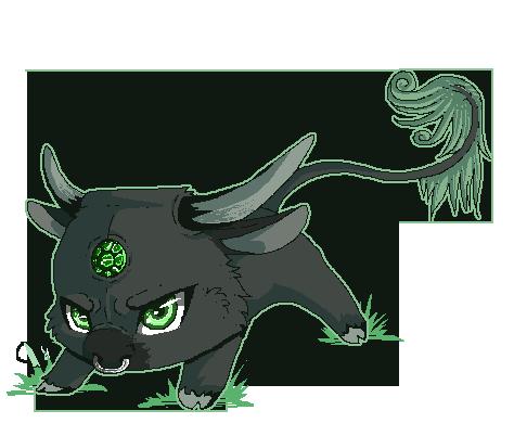 Taurus the Bull by PBnJamTaurus Bull Drawing
