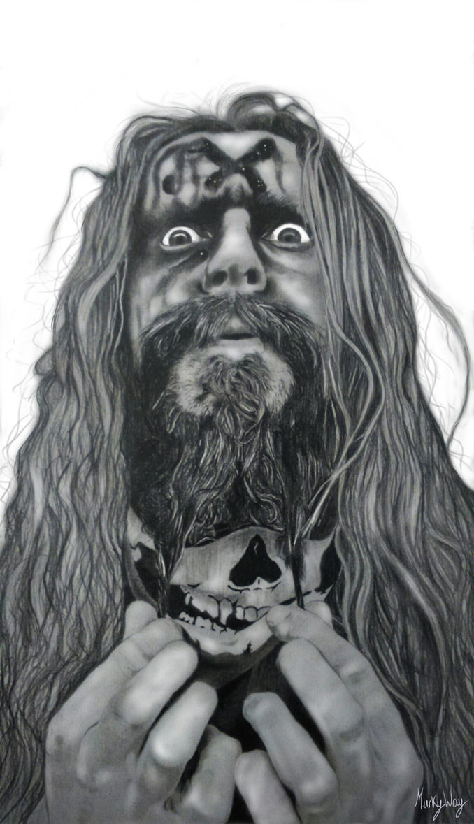Rob Zombie by Laura31470