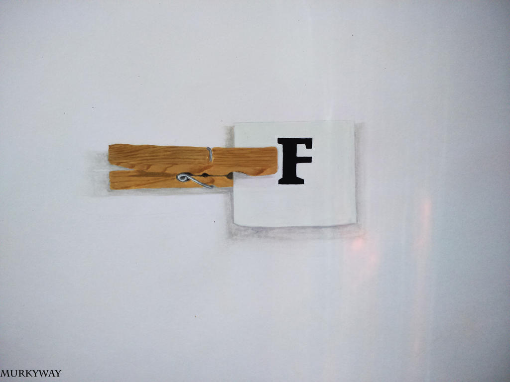 Label (clothes pin) by Laura31470