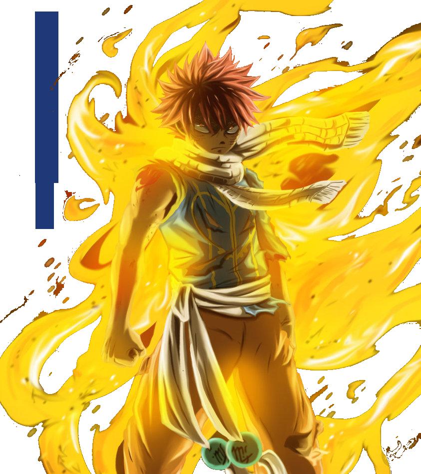 Natsu Dragon Force Render By Aura Blade4