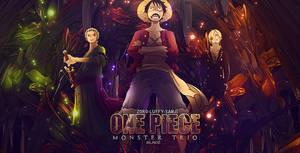 One Piece:Monster Trio