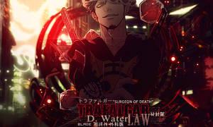 Trafalgar D. Walter Law by Aura-Blade4