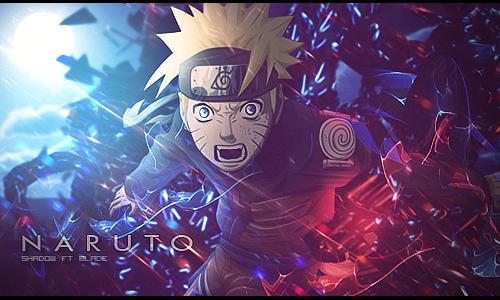 Naruto sig collab by Aura-Blade4