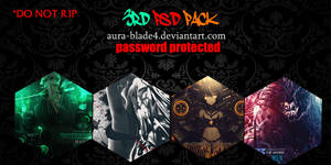 3rd Psd Pack by Aura-Blade4