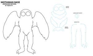 (improved) mothman base
