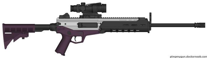 Pimp My Gun Futuristic by wilczur335 on DeviantArt