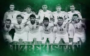 Uzbekistan - Asia Cup