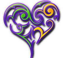 Iconic Imagery - Tribal Heart main