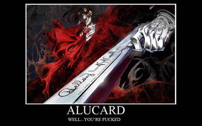 alucard motivation